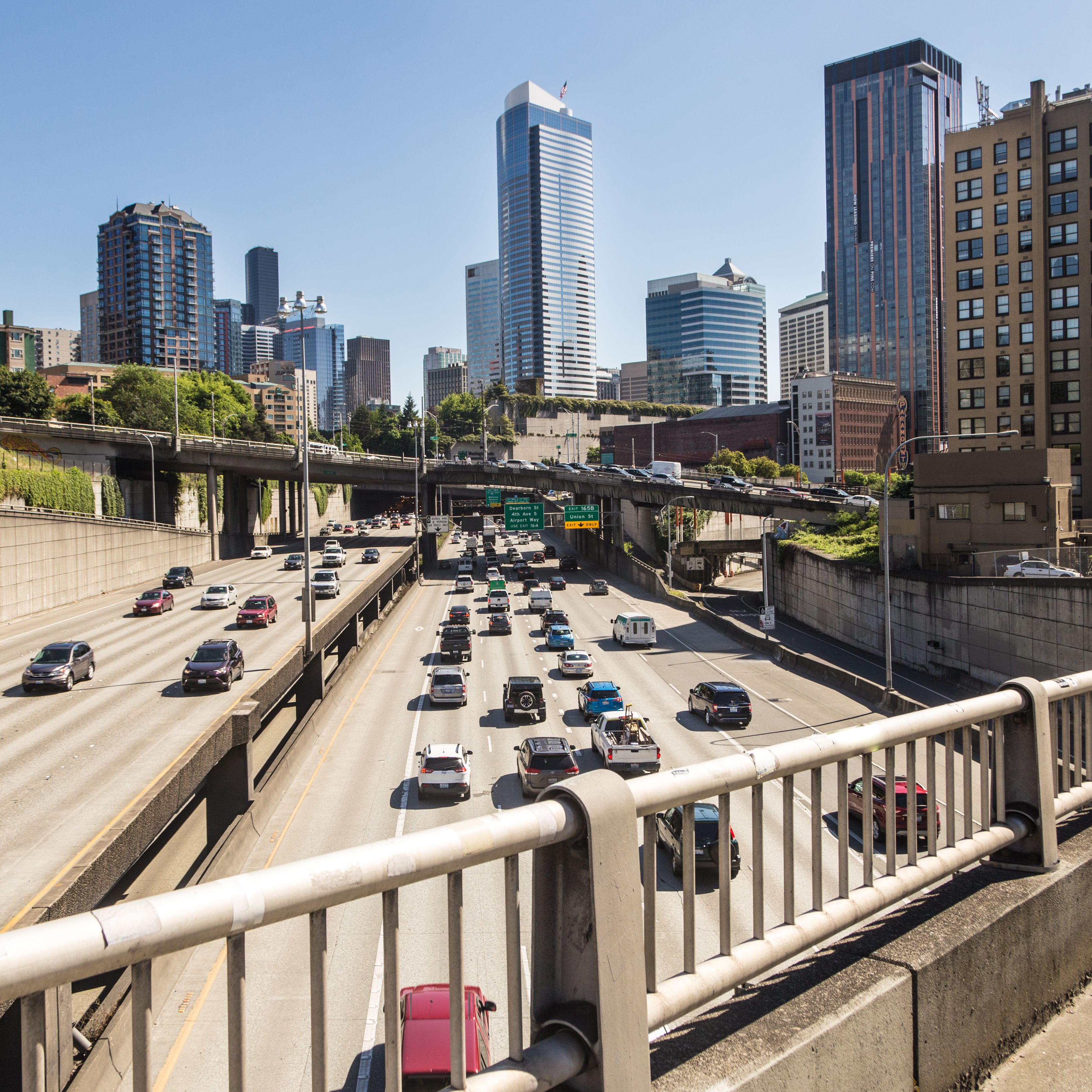 Driving in Seattle: What You Need to Know