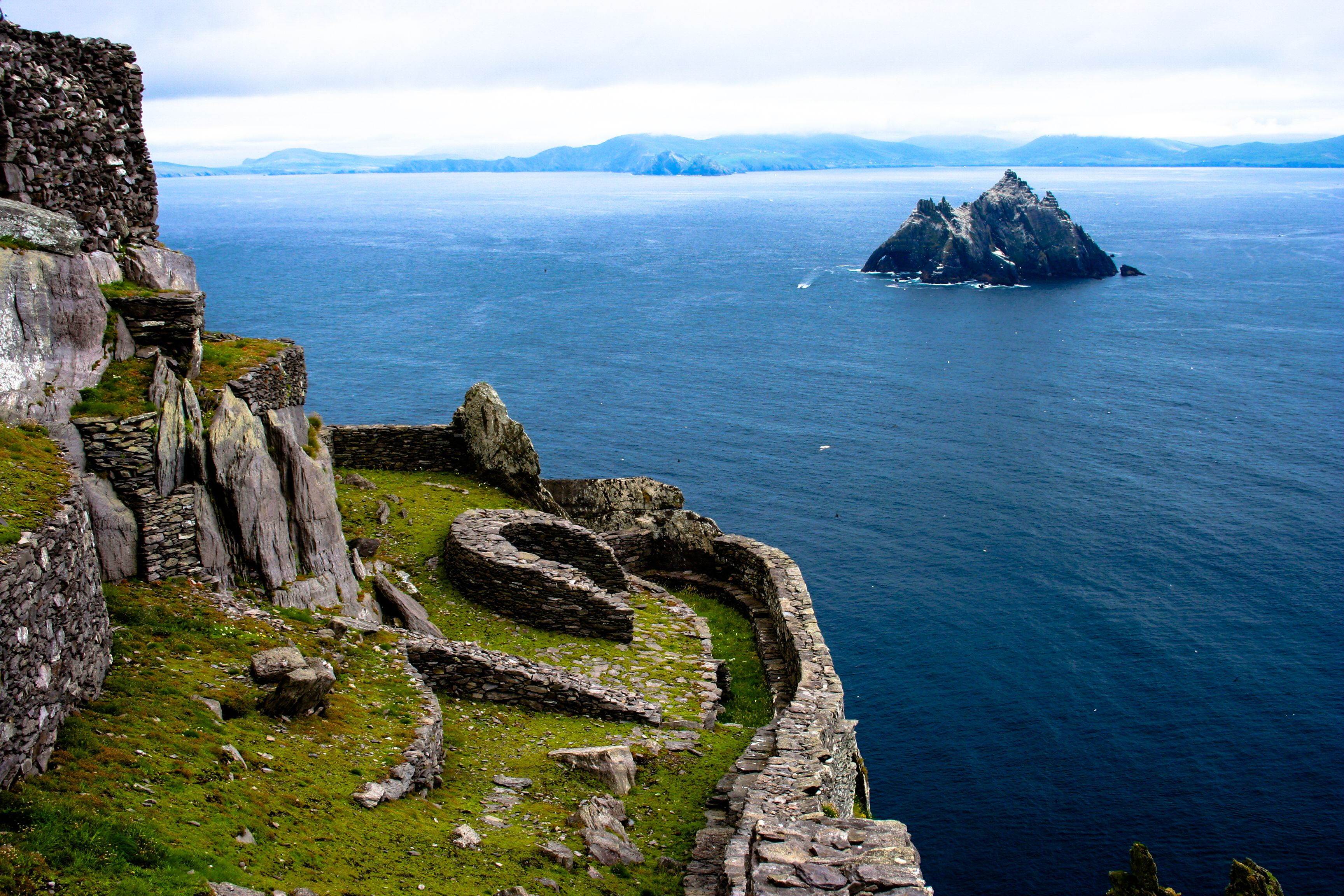 Great and Little Skellig
