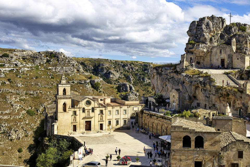 Matera Si Cave Houseeval City