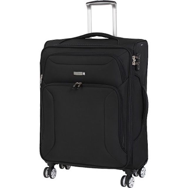 15551847b Best Lightweight: it Luggage Megalite Fascia 26.6-Inch Expandable Spinner