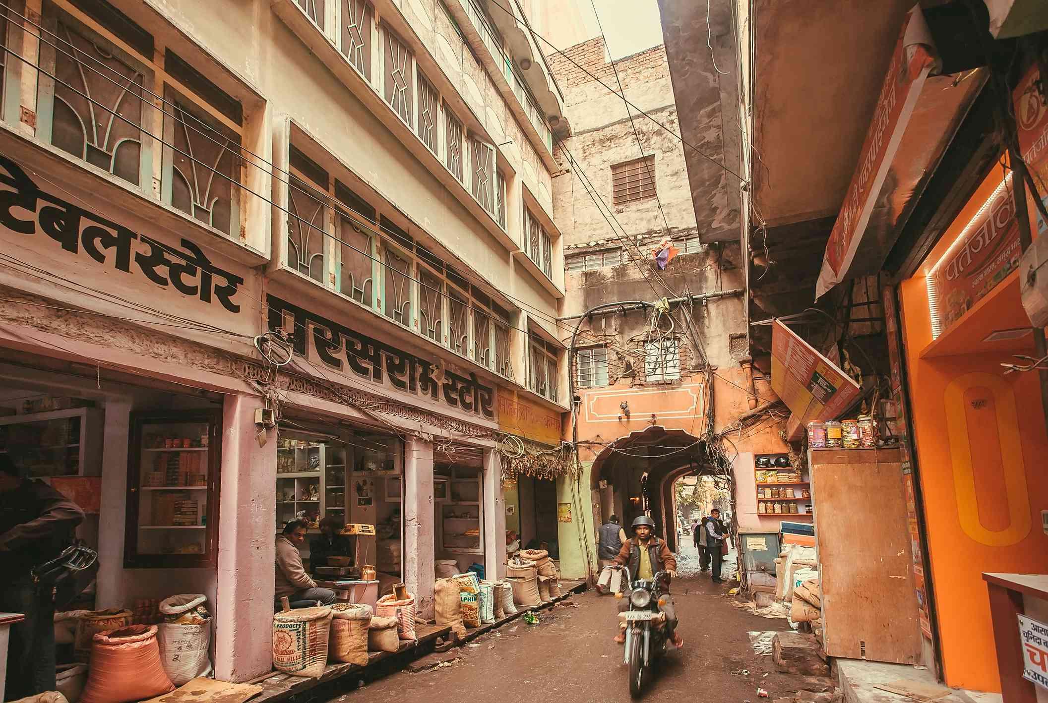 Jaipur Old City