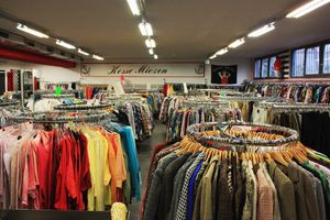 Garage Berlin vintage shopping