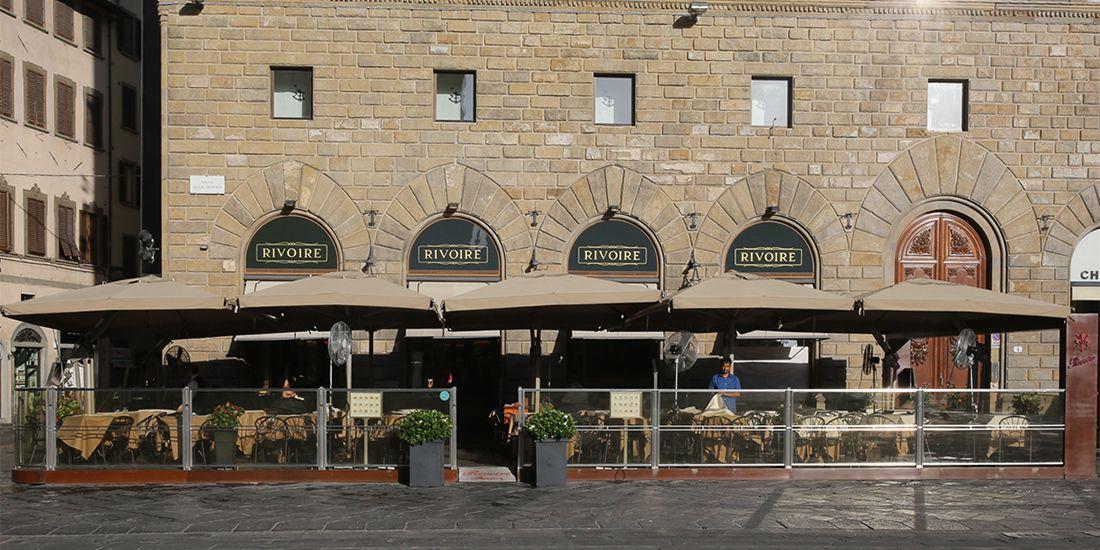 Cafe Rivoire, Florence