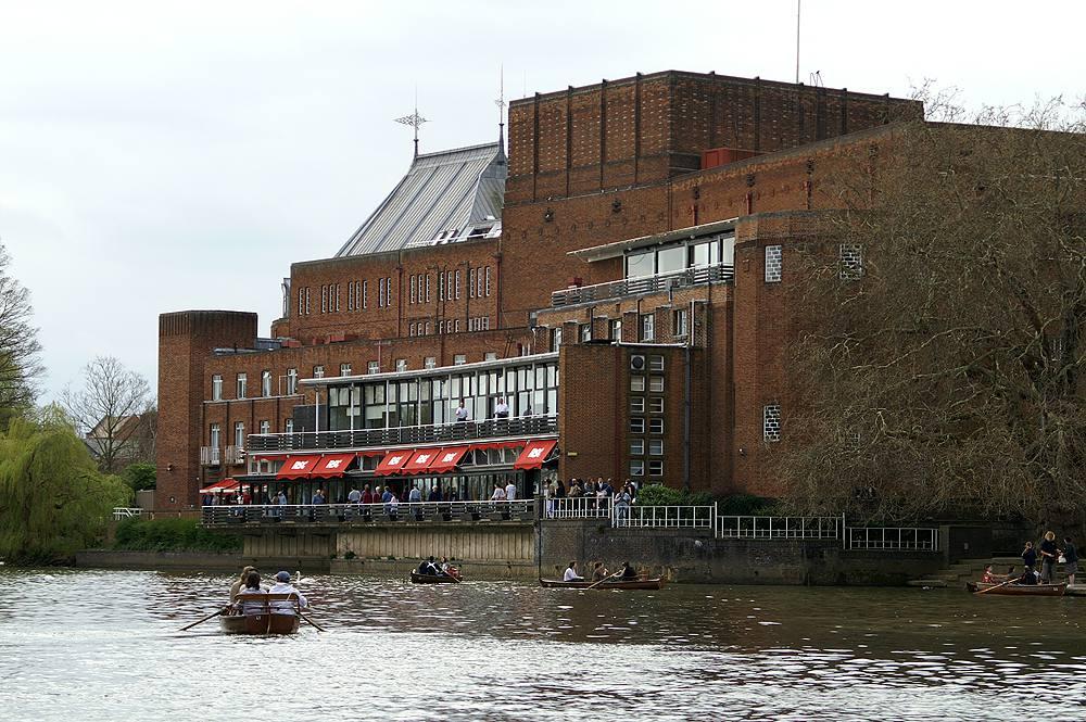 The Royal Shakespeare Theatre, Stratford-upon-Avon
