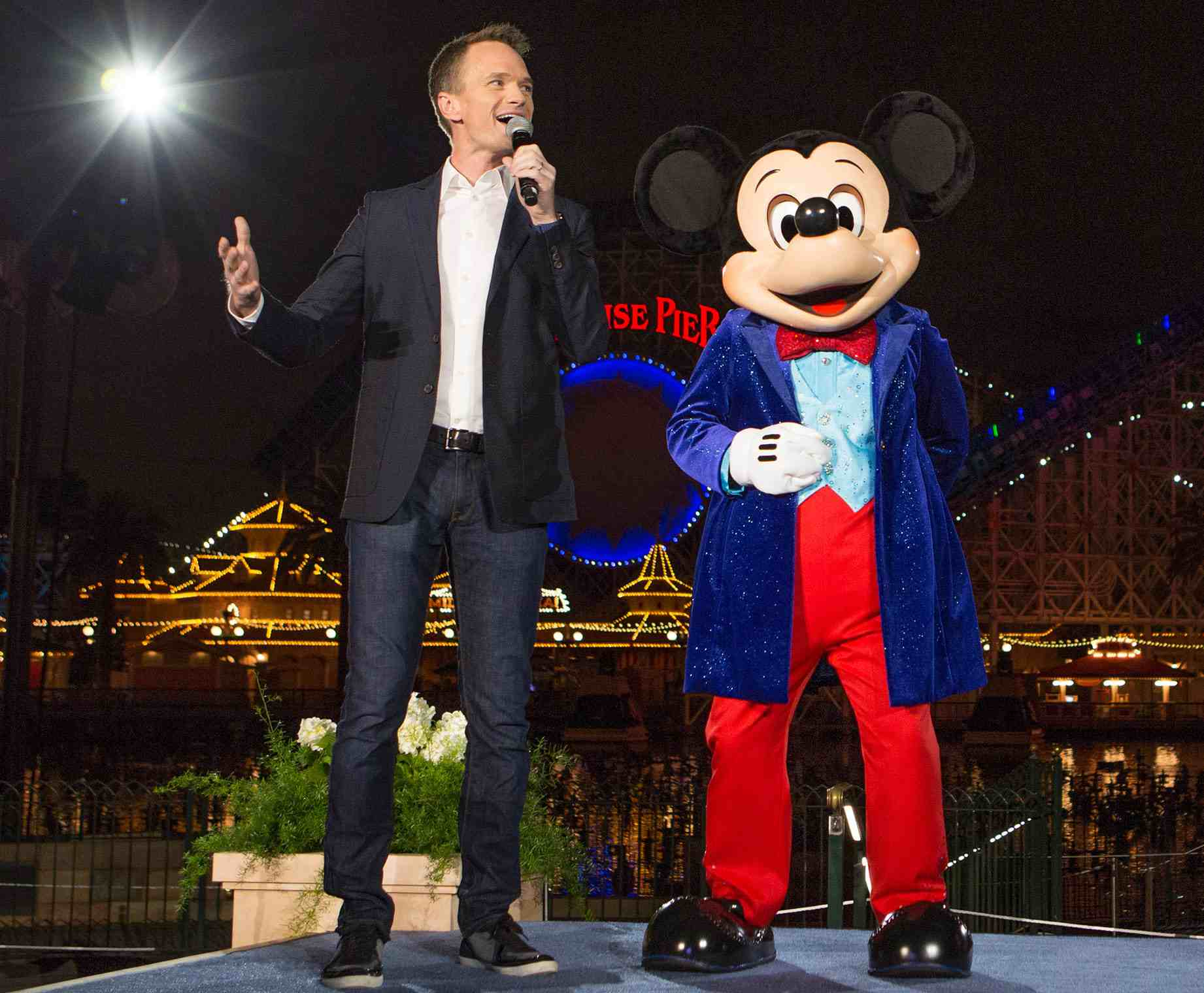 What Disneyland Means to Them NPH and Others Open Up