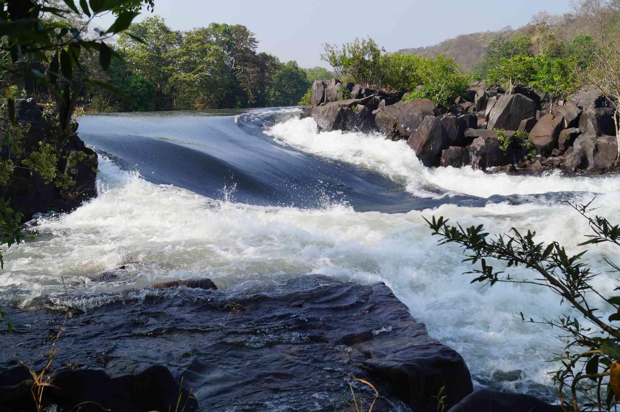 Kali River, Dandeli.