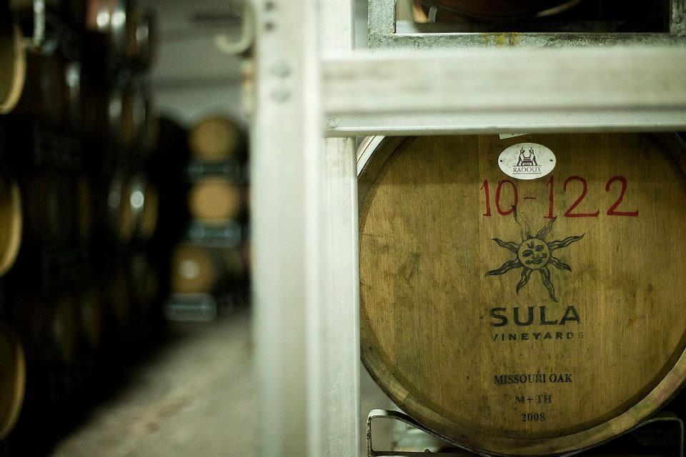 Sula Vineyards.