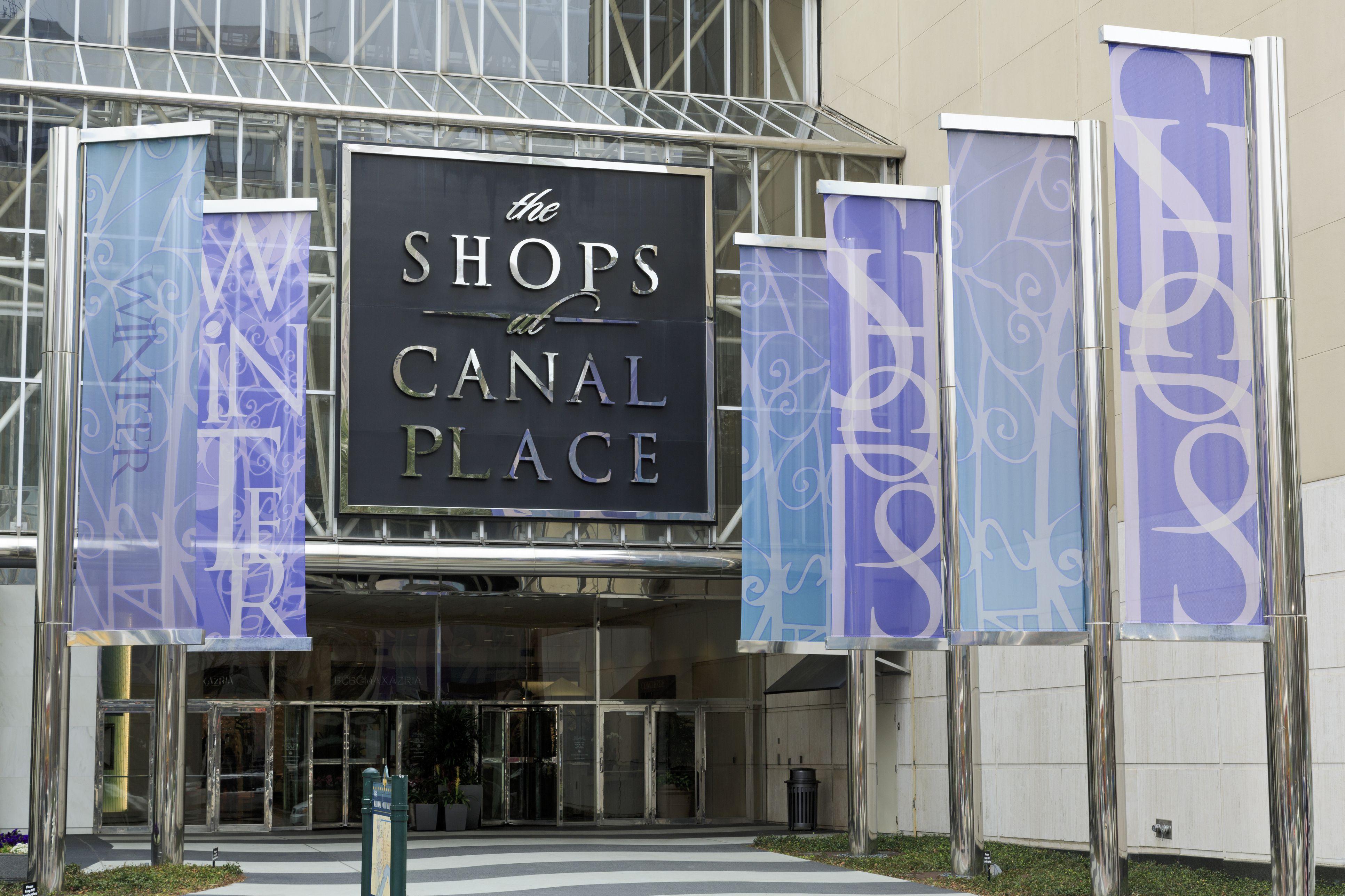 Canal Place Shops, Nueva Orleans, Louisiana