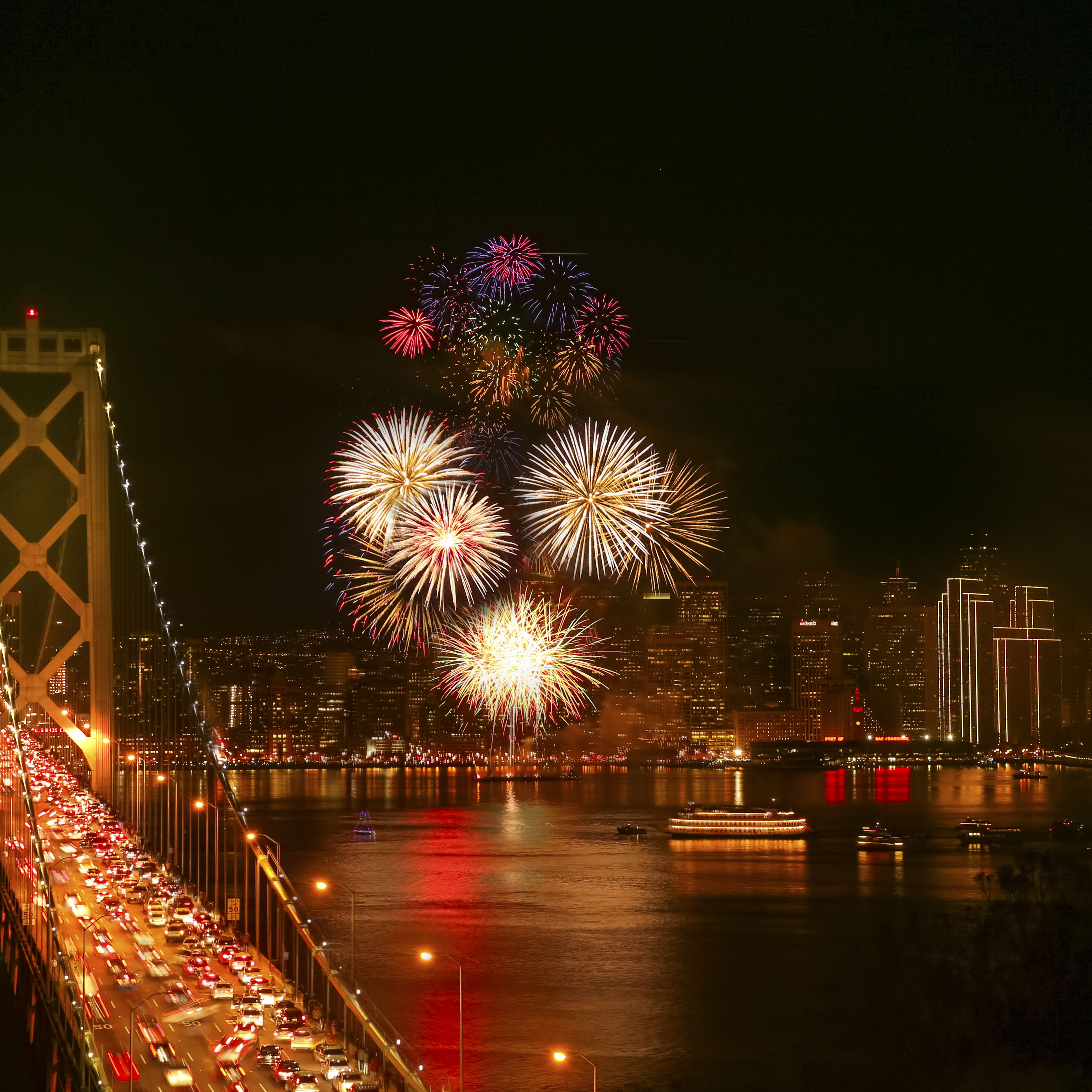 New Years Eve Los Angeles 2020