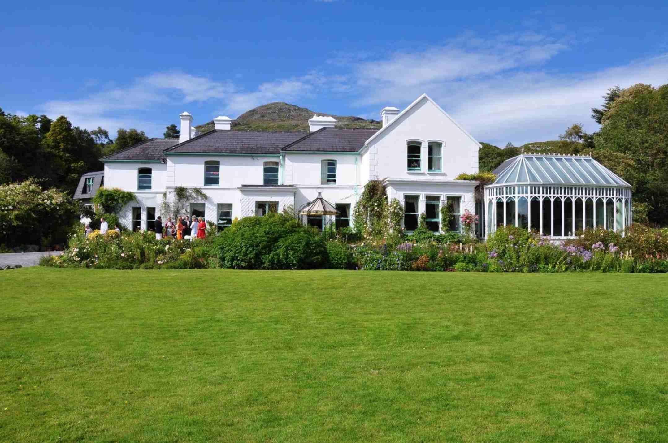 Western Ireland Cashel House