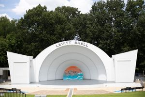 Levitt Shell in Memphis, Tennessee