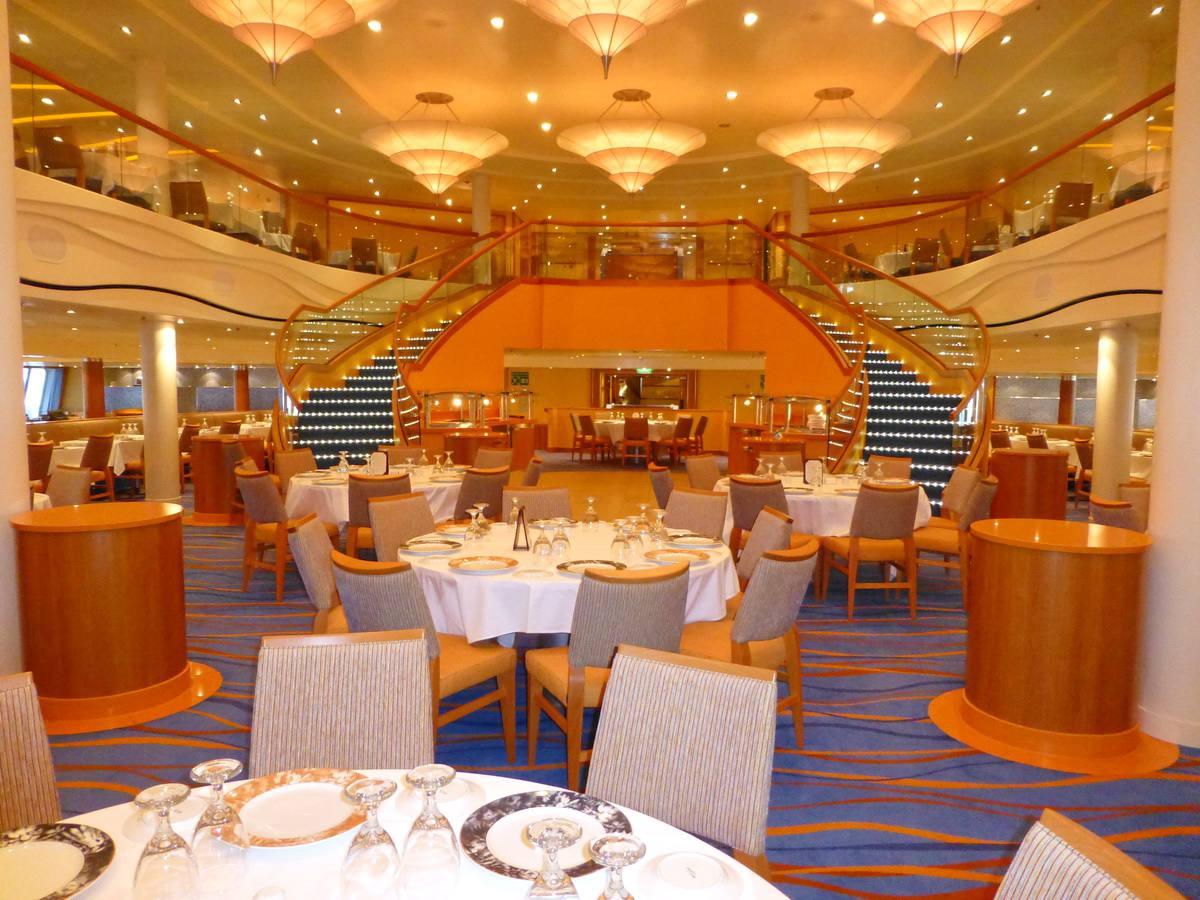 Sapphire Dining Room