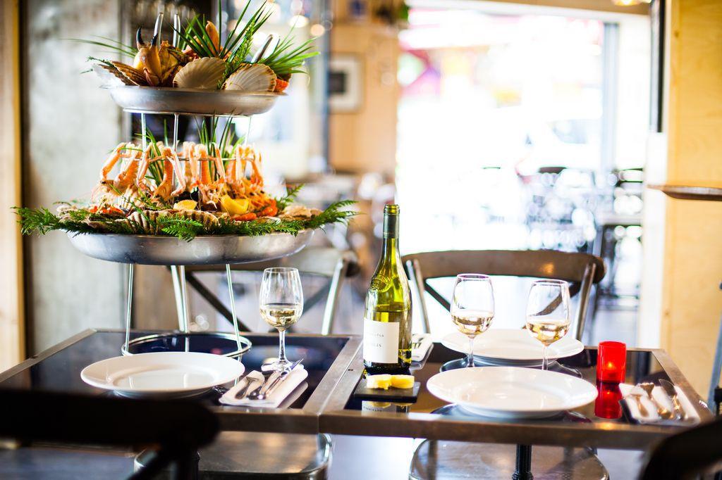 Seabar-Paris Pêche restaurant in Paris