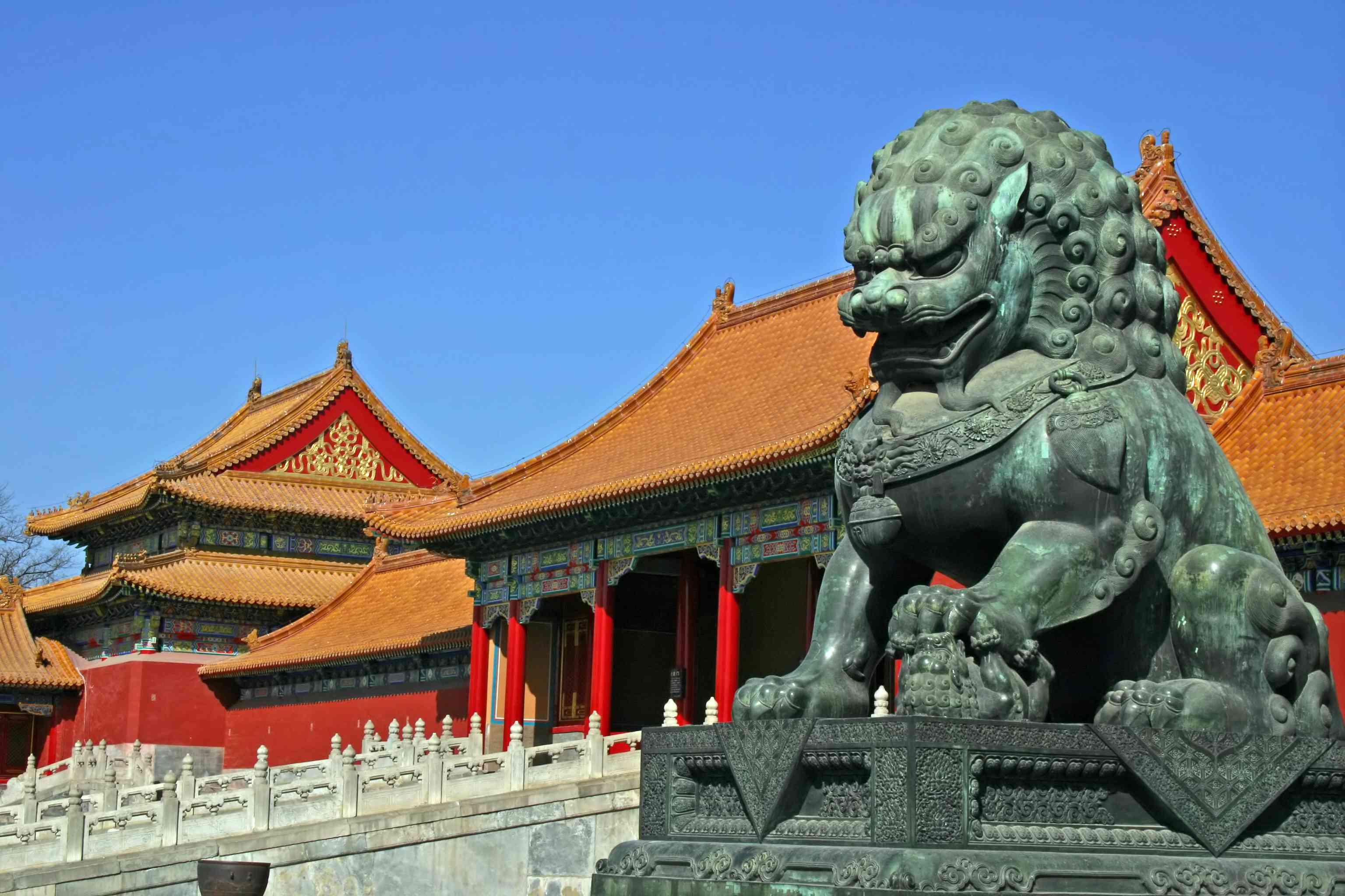 La Ciudad Prohibida - Beijing, China