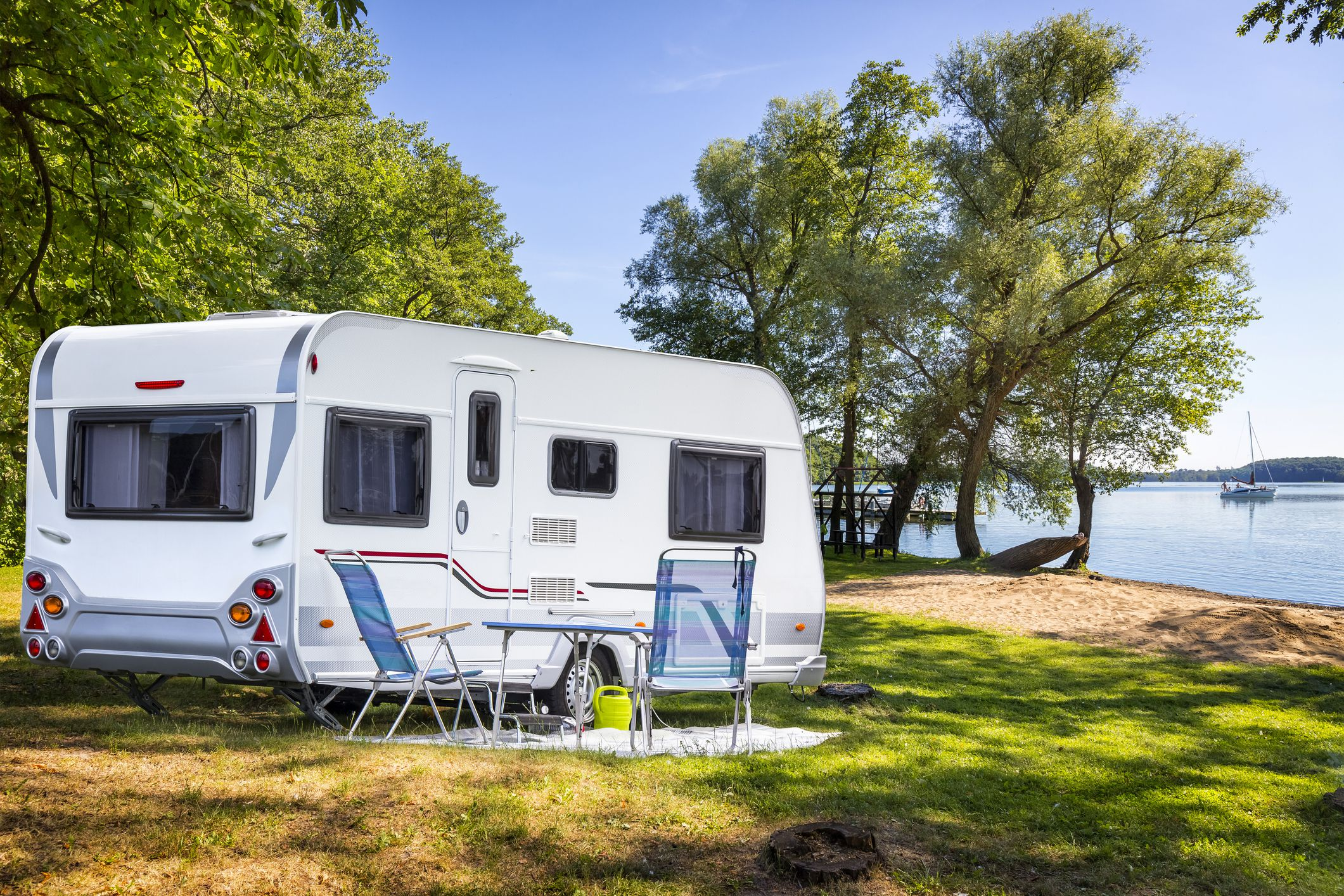 Should You Cover Your Camper Trailer With a Tarp?