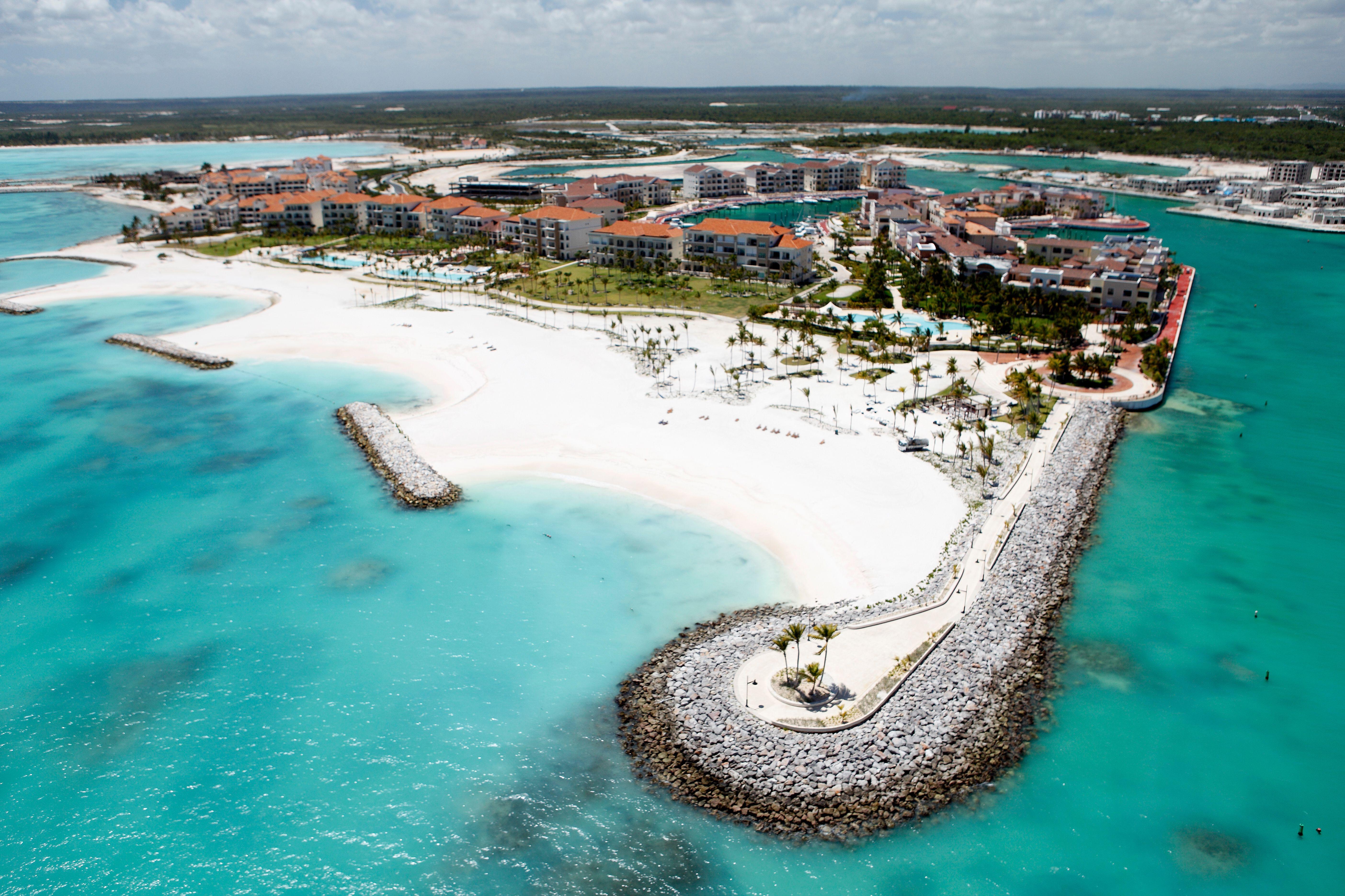 Cap Cana resort, Punta Cana, Dominican Republic.