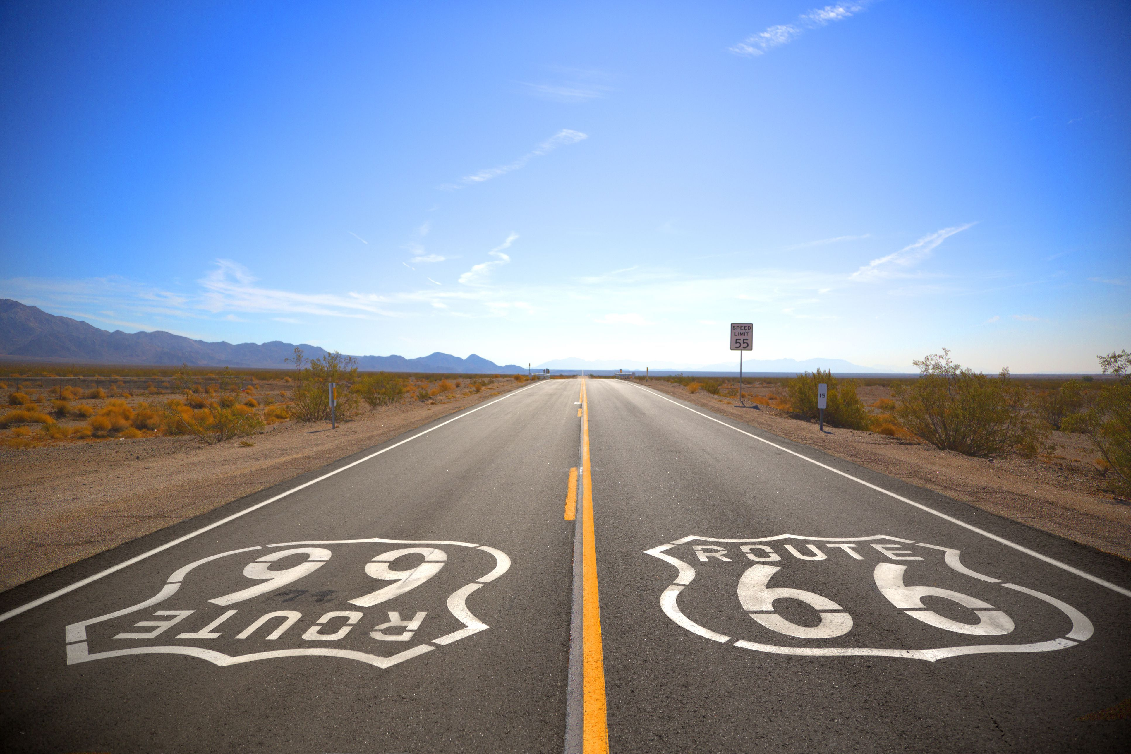 Route 66 in California: Driving Tour and Road Trip