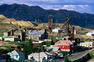 Butte, Montana, United States, North America