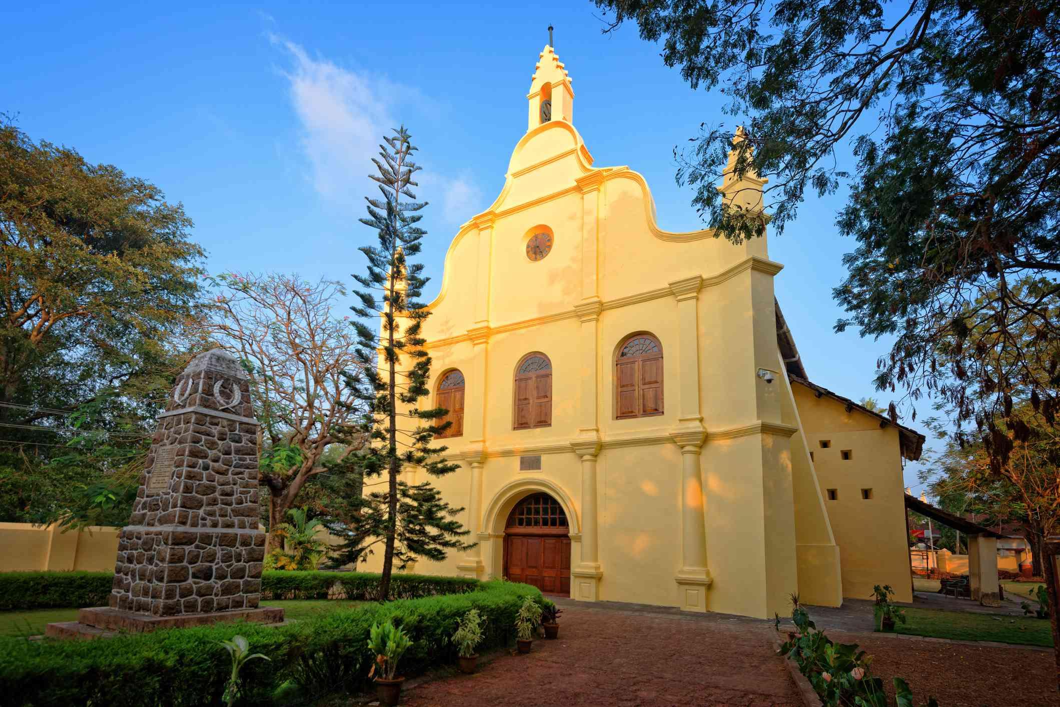 Saint Francis Church, Kochi.