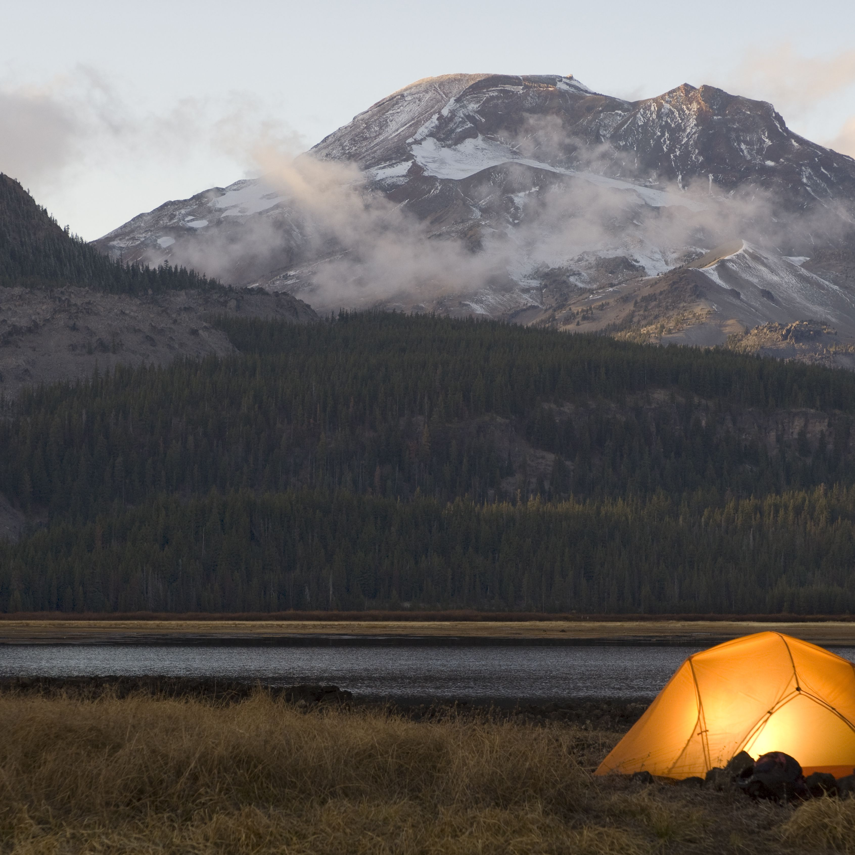 Removing Mold and Mildew From Camping Gear