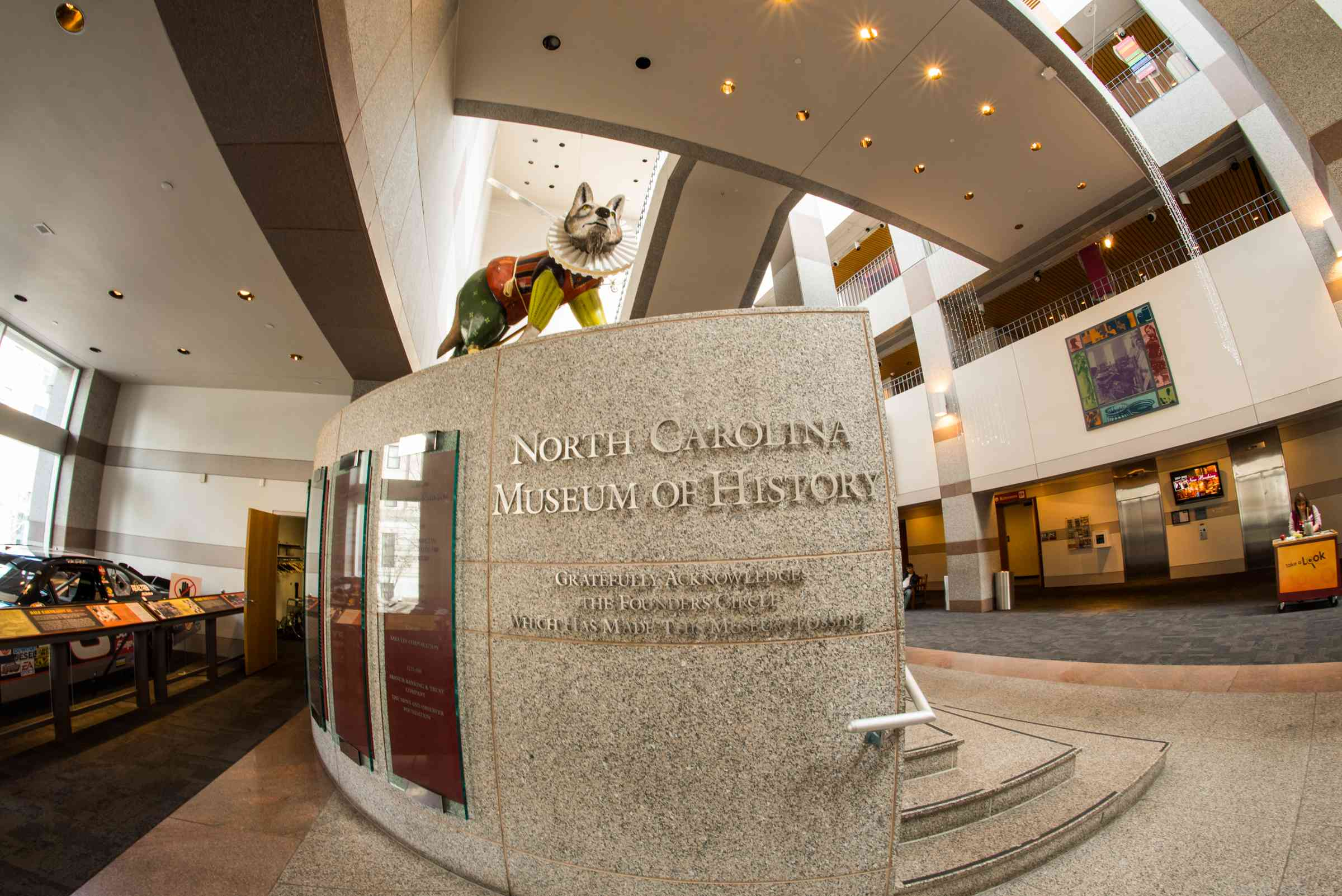 North Carolina Museum of History