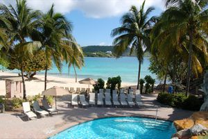 Wyndham Sugar Bay Beach Resort and Spa, St. Thomas, USVI