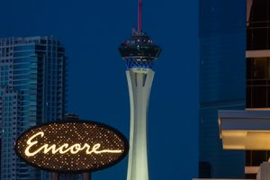 The STRAT, Las Vegas, Nevada