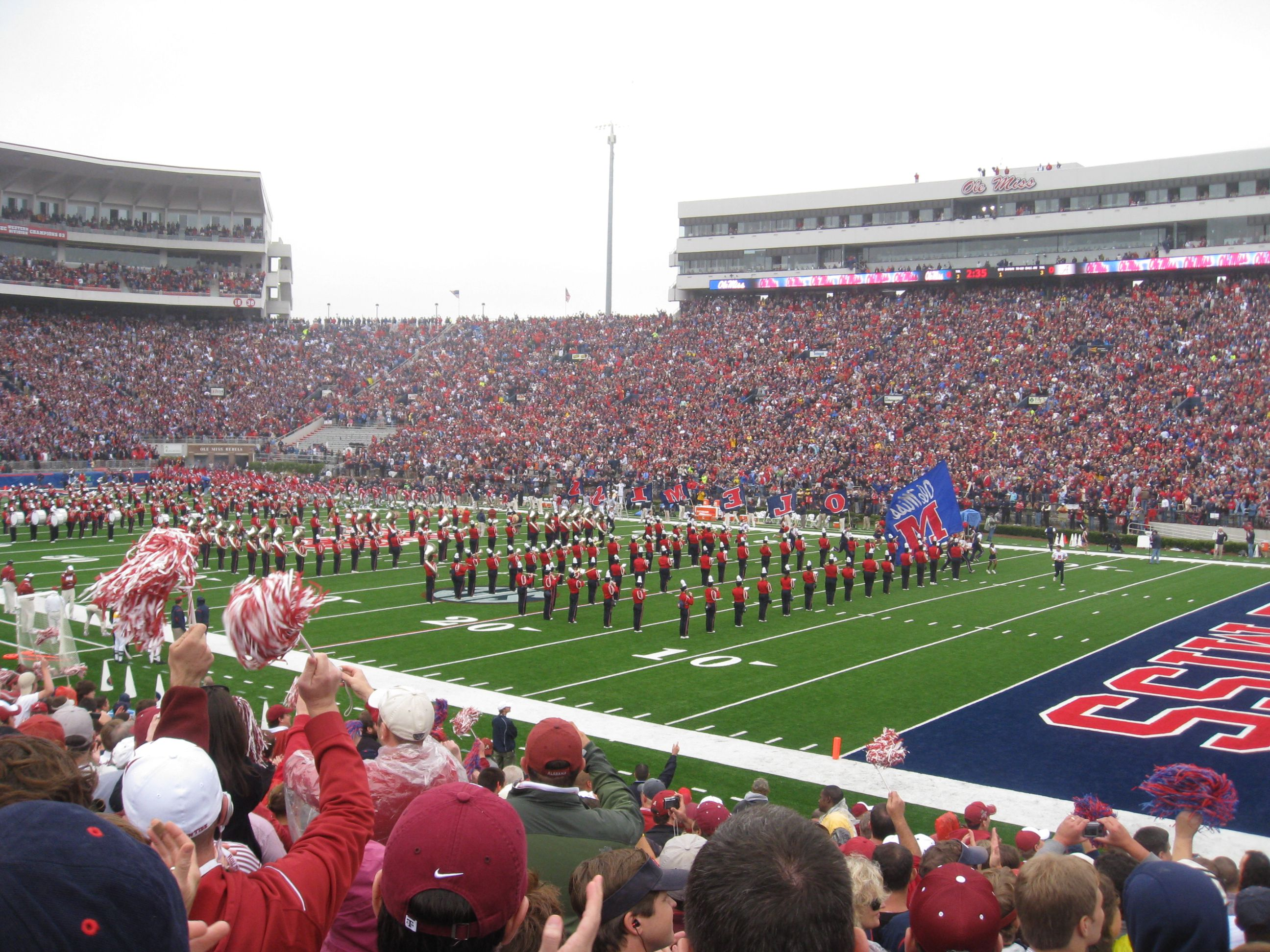 Ole Miss Rebels Football Travel Guide For Oxford