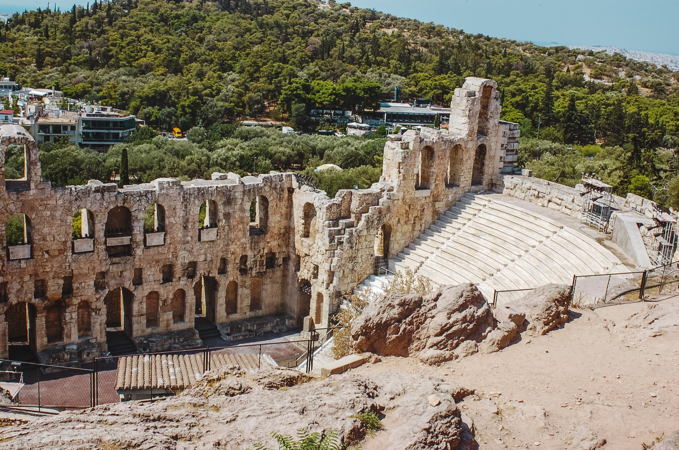 6 Ancient Greek Theaters Where You Can See a Show