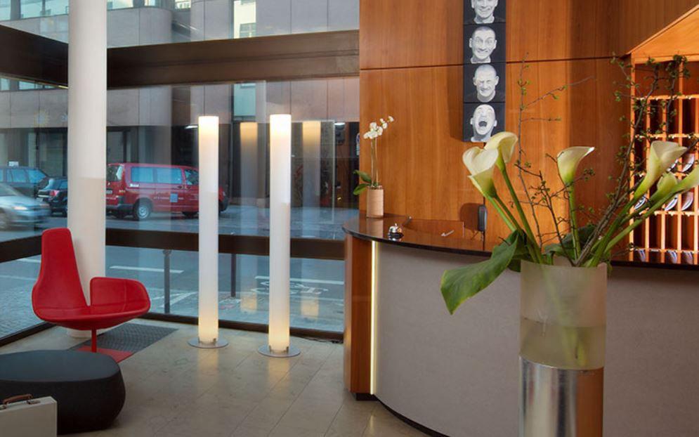 Art & Business Hotel in Nuremberg