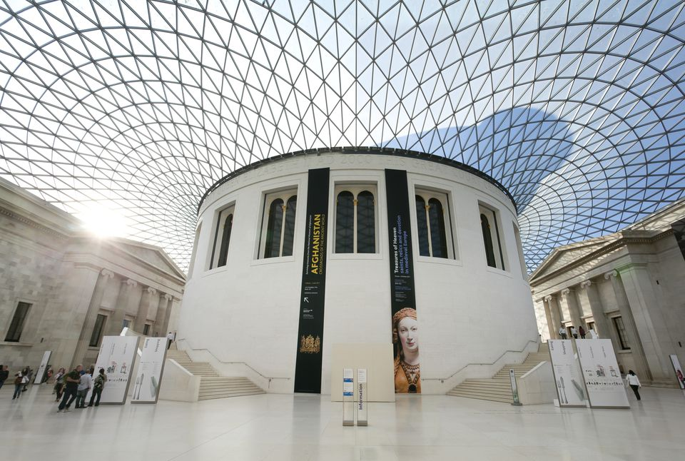 ten must see treasures of the british museum