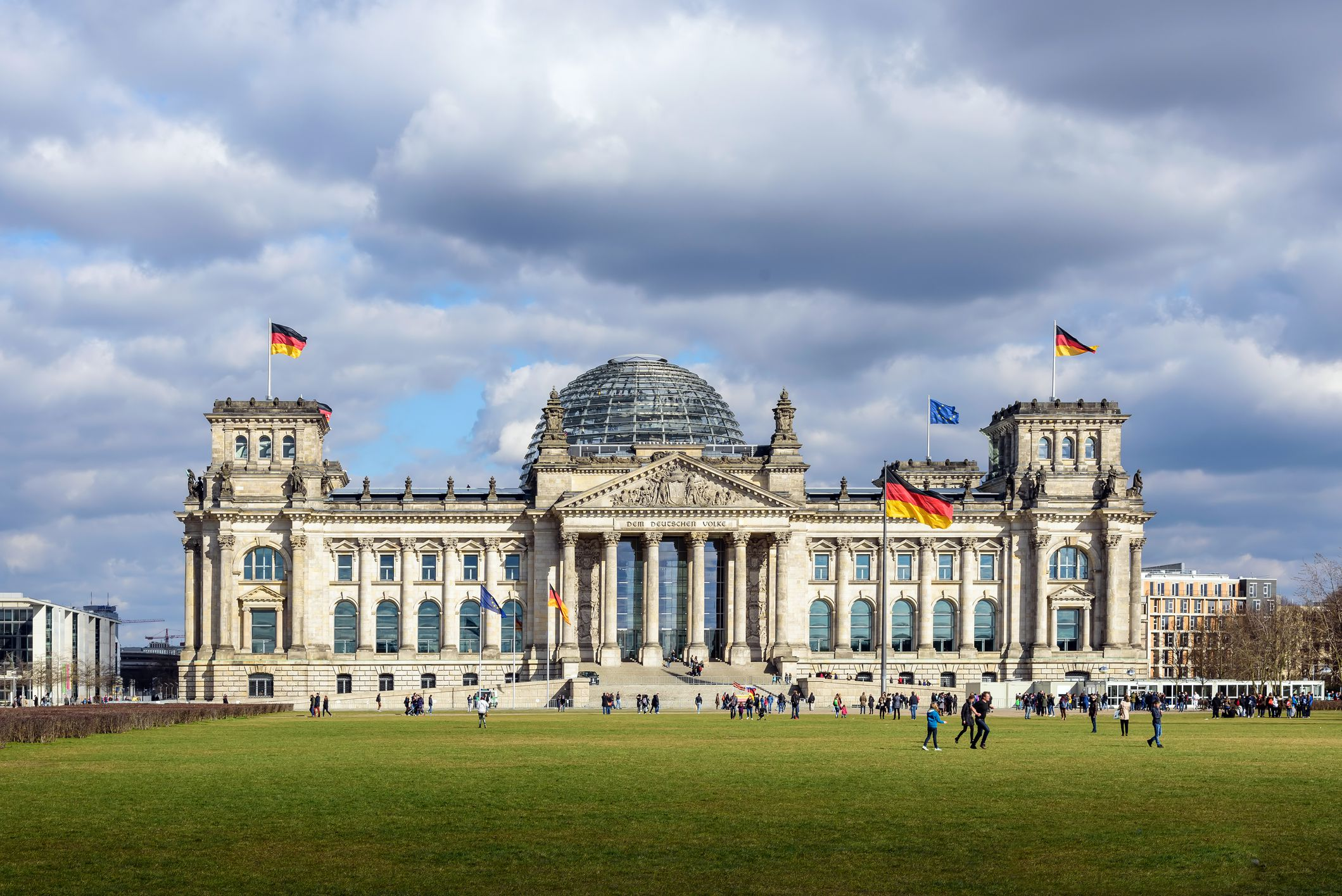 Visit the German Reichstag
