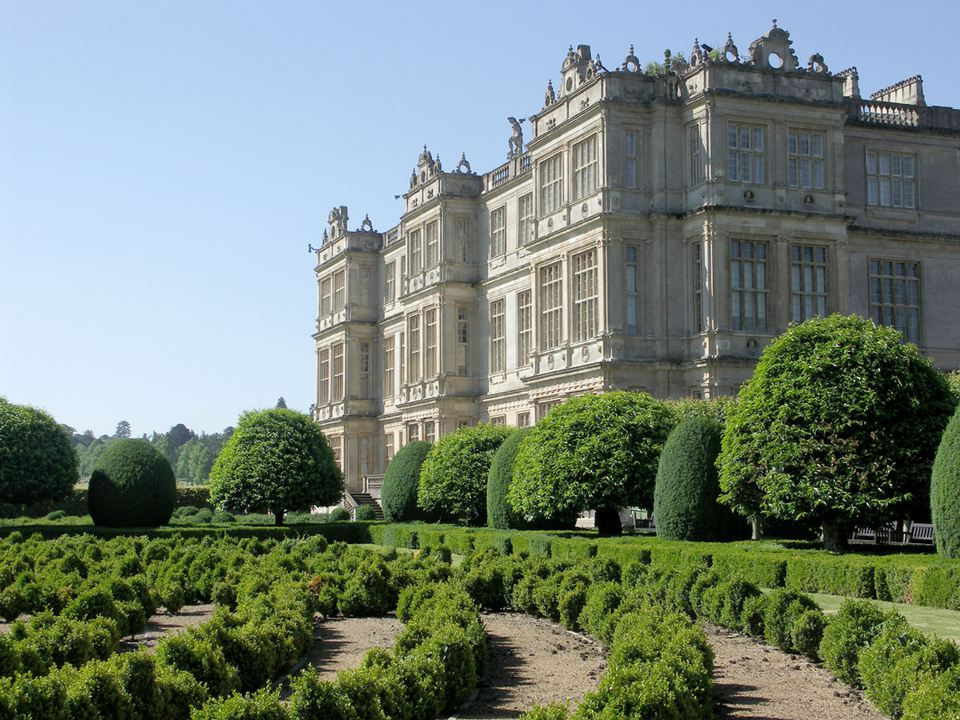 Longleat House - One of the Great Elizabethan Houses of England