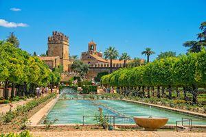 Alcázar of Córdoba, Spain
