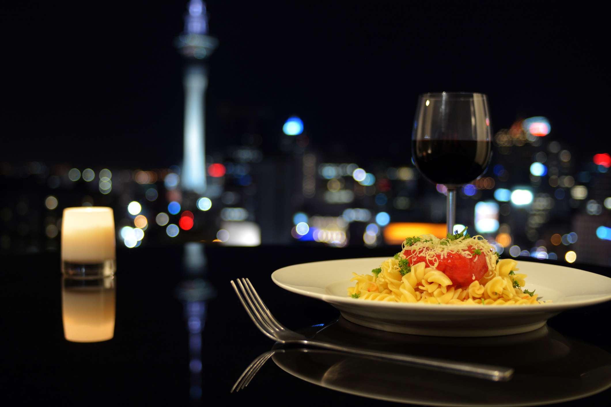 Cena en Auckland