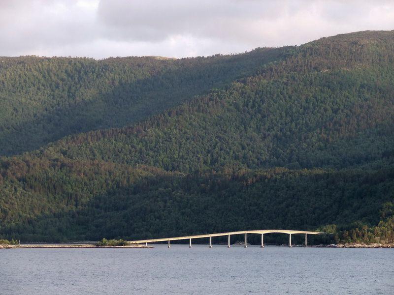 Sognefjord Bridge - Fjords of Norway
