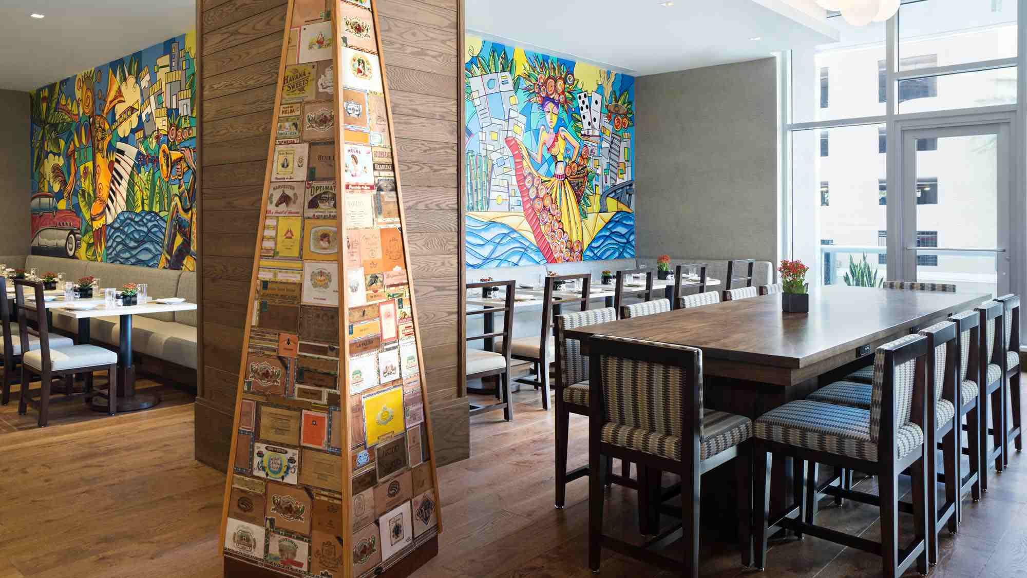Caña Restaurant in Miami