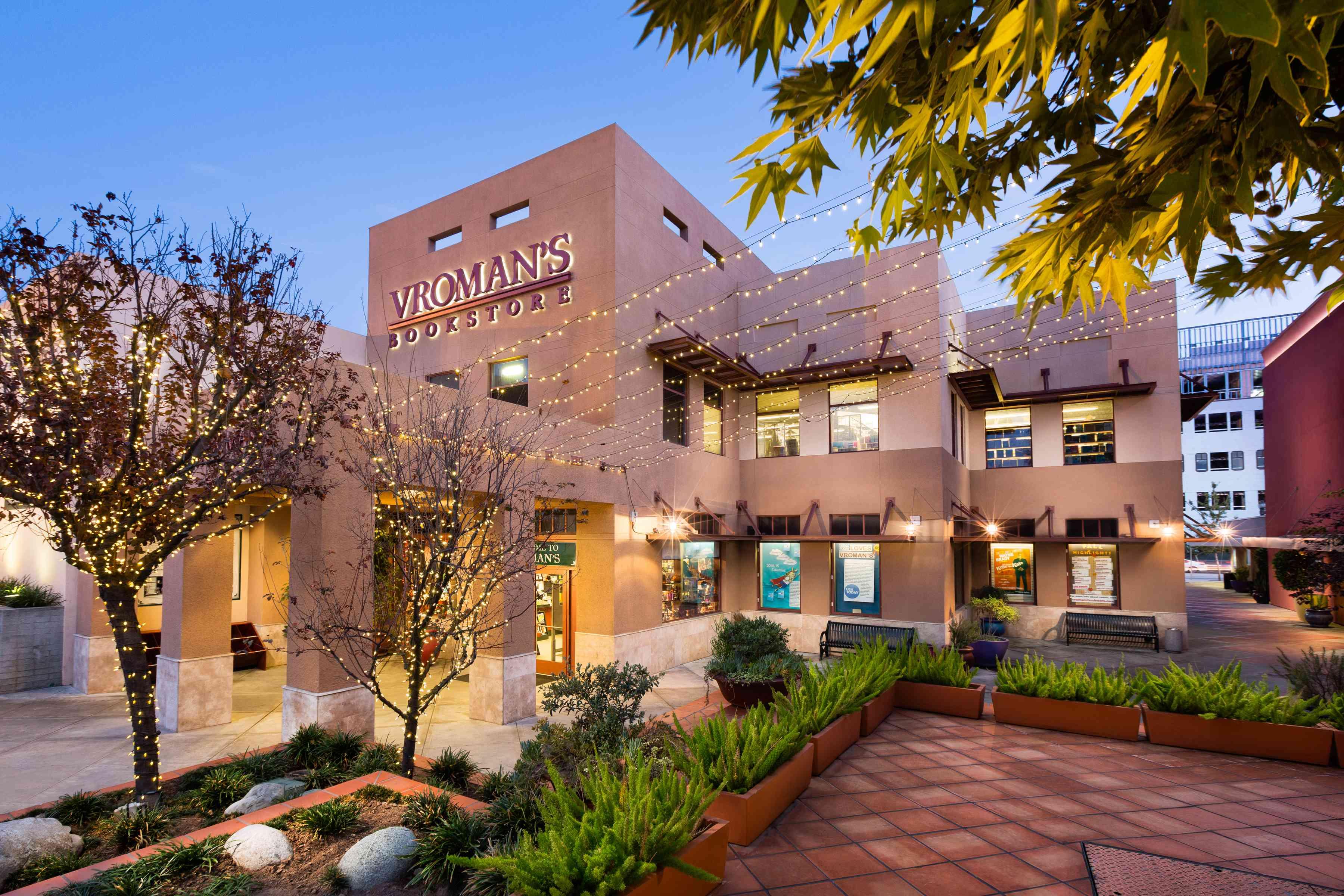 Vroman's in Pasadena