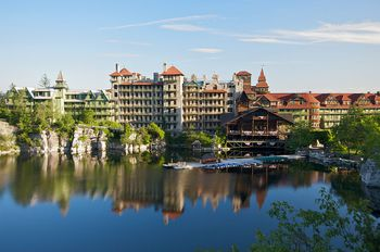 Classic Christmas At Mohonk Mountain House In The Catskills