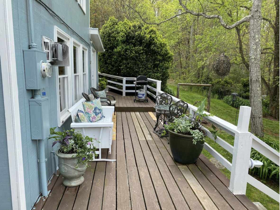 One-Bedroom Cabin With Hot Tub Near Stanardsville