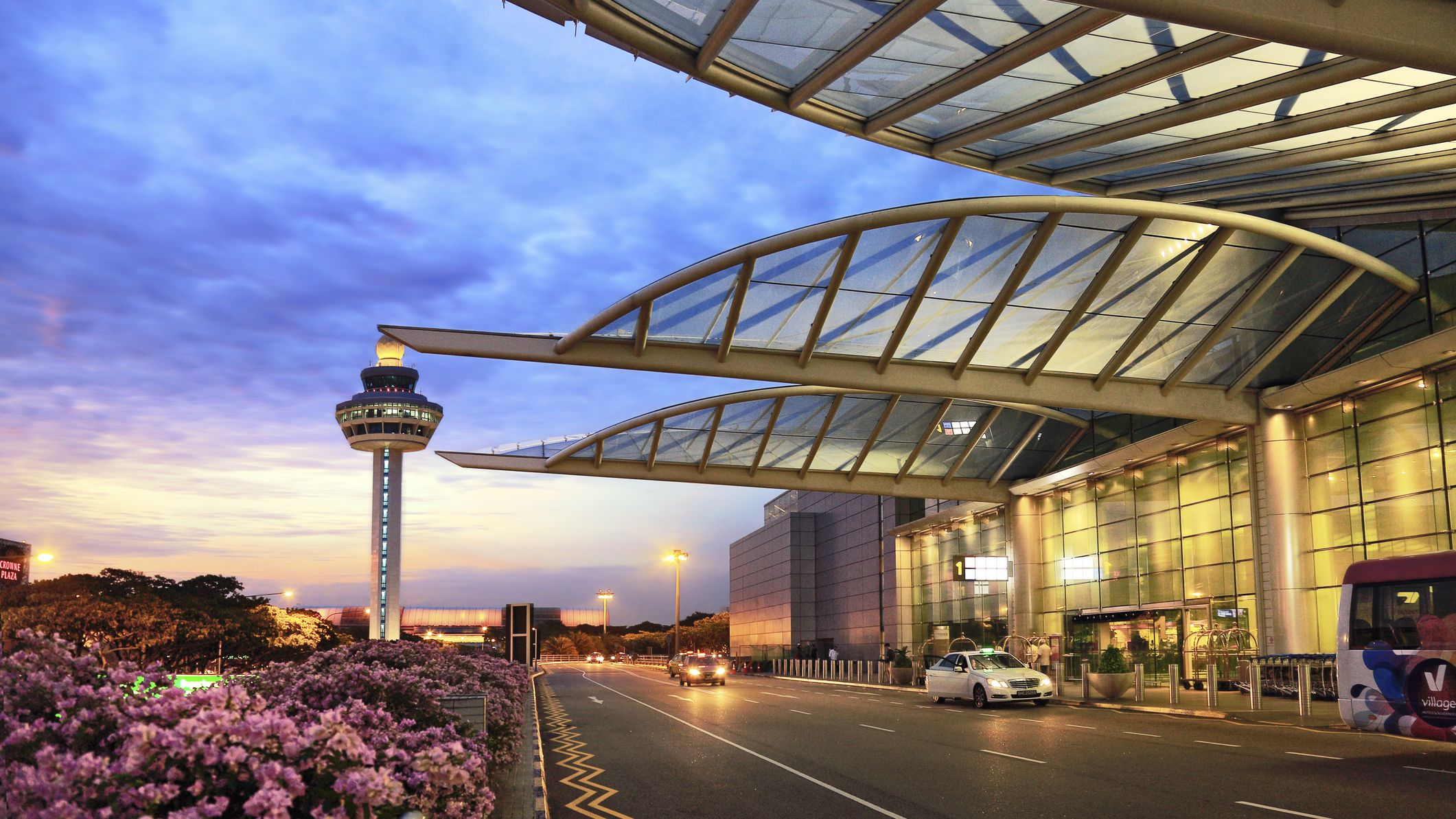 The 12 Coolest Things About Singapore S Changi Airport