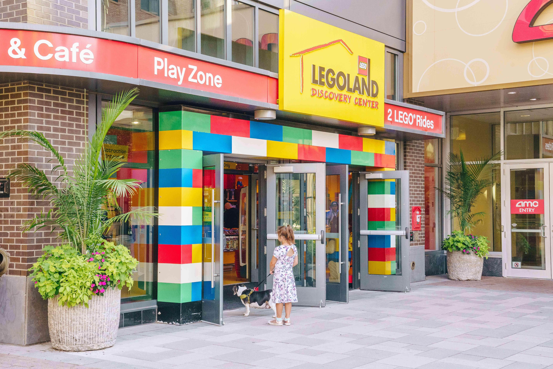 Legoland in Boston
