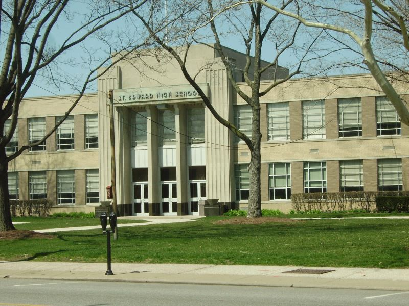 St. Edward High School, Lakewood Ohio