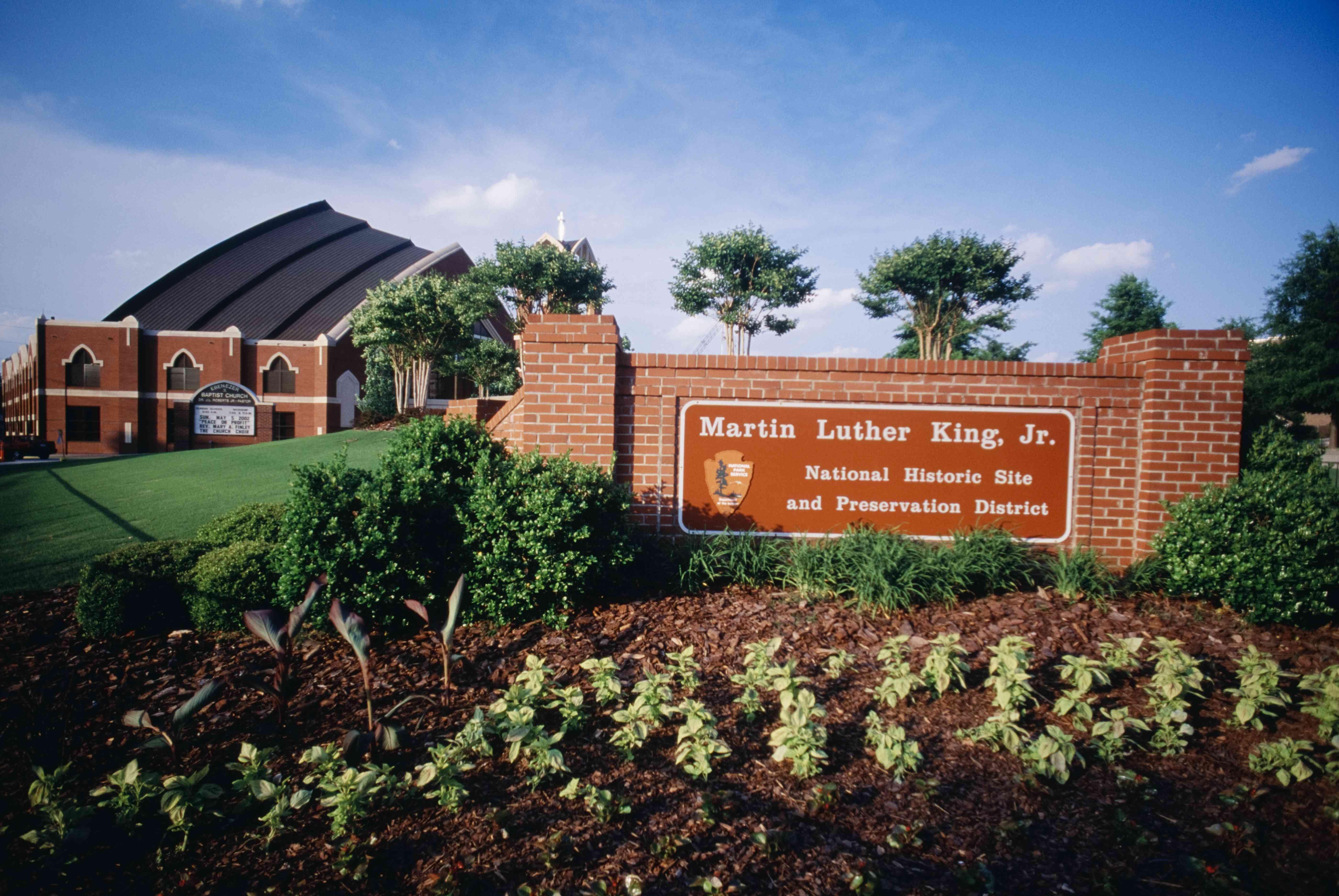 Martin Luther King Jr. National Historic Site, Atlanta, Georgia, United States of America