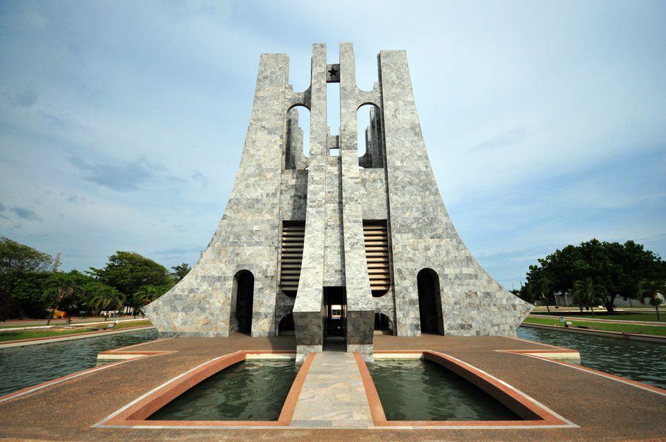 Ghana, Accra, Kwame Nkrumah Memorial Park