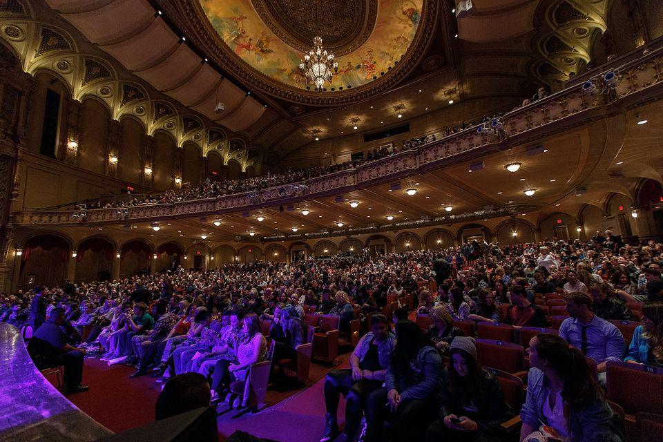 Teatro Orpheum, Vancouver