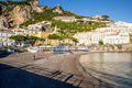 Marina Grande Beach, Amalfi Coast
