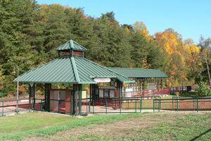 Lorton VRE Station