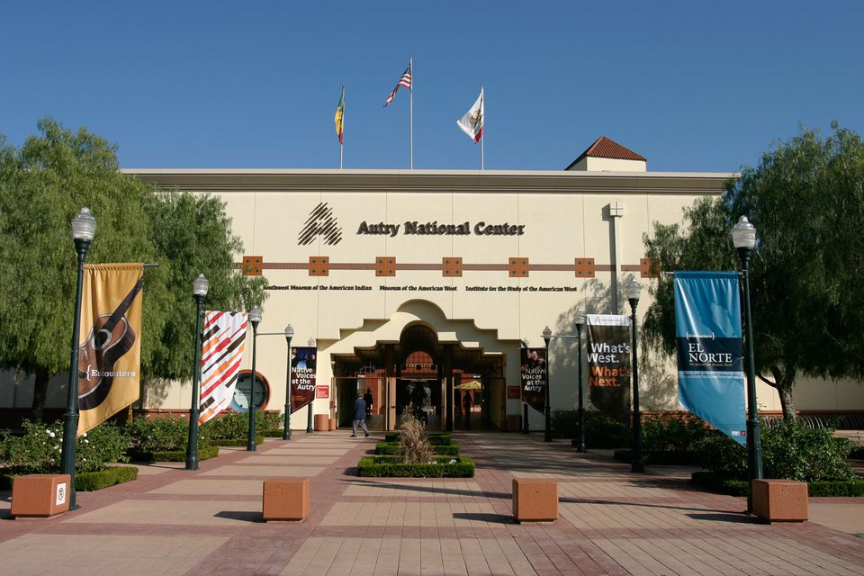 The Autry National Center in Griffith Park