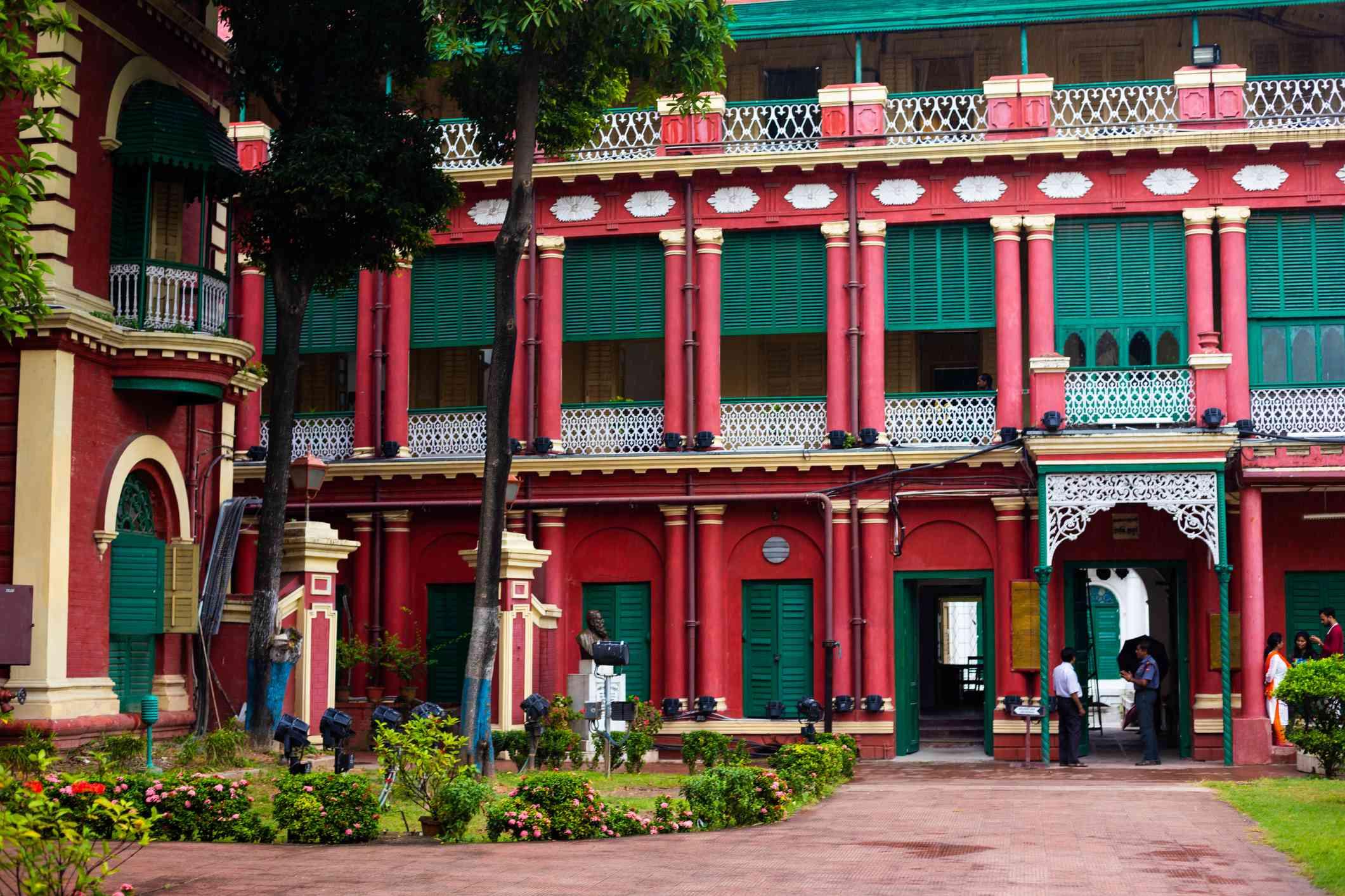Rabindra Bharati Museum, Kolkata.